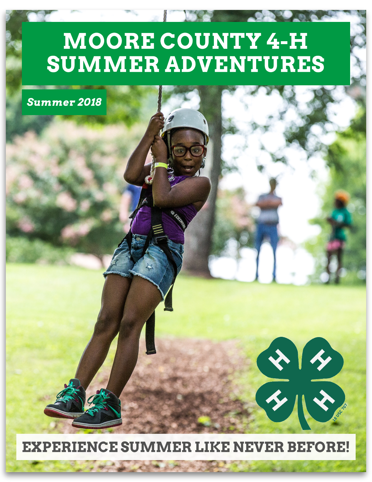 Moore County 4-H Summer Adventures